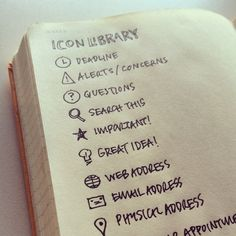 Generation Ideas: Create an Icon Library | Flickr - Photo Sharing!