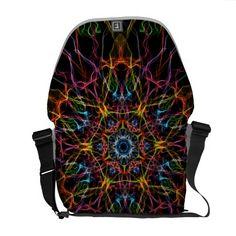 #Kaleidoscope Rickshaw Messenger #Bags