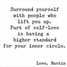 Your vibe attracts your tribe. #RaiseYourStandards