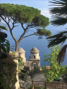 At the charming medieval village of Ravello along the Amalfi Coast, Italy.