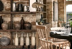The Wild Rabbit, a small hotel with pub and restaurant in nearby Kingham, Oxfordshire. The original building, formerly the Tollgate Inn feat...