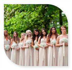 Bridesmaid Dress, Bridesmaid Dresses