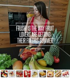 #Frushi is the Way Fruit Lovers Are Getting Their Fix This Summer ... - Food