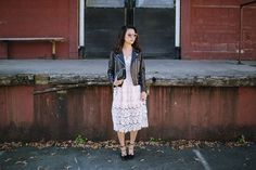 heyprettything.com: leather & lace