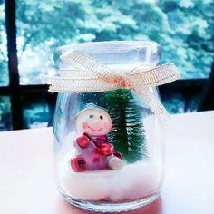 Do you wanna build a snowman... #christmasjars #christmascrafts #christmasgift #snowman #merrychristmas #christmaseve