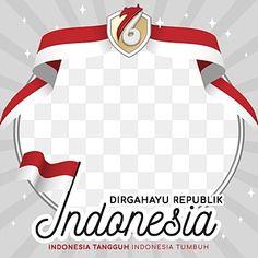 dirgahayu republik indonesia,twibbon dirgahayu,twibbon merah putih,indonesia twibbon,indonesia merdeka,dirgahayu indonesia,76th,indonesian independence day,social media twibbon,indonesian flag,merah putih,slogan,facebook twibbon,indonesia Teacher Wallpaper, 2000 Cartoons, Red Design, Free Vector Graphics, Cartoon Kids, Prints For Sale, Slogan