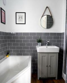 Bath shape might work? #smallbathroomrenovations