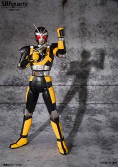 S.H.Figuarts - Kamen Rider Black RX Robo Rider Now Official! / Kamen Rider Hibiki Announced!