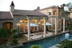 Beautiful luxury home and pool~