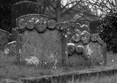gravestones of the past | Inthe neighbourhoodof Cowley in Oxford lies a small church yard with ...