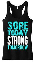 11 Funny Workout Shirts  If you're looking for a some new workout shirts that'll double as conversation starter to wear to the gym, this is the post for you! We've gathered up 11 funny, awesome and motivational awesome workout shirts! They'll definitely get you some attention from fellow workout gals and guys.  Take a look and let us know what you think!