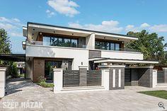 Eltérő felfogásban - Szép Házak Home Fashion, Mansions, House Styles, Home Decor, Decoration Home, Manor Houses, Room Decor, Villas, Mansion