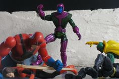 Kang conquers The Avengers!