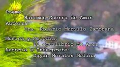 Haremos Guerra de Amor - Demo Autoria: Rosario Murillo adaptación Dayan Morales Molina