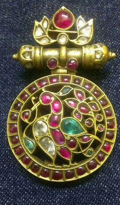Old pendant