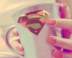 Like the nail polish, love Superman; all good here!