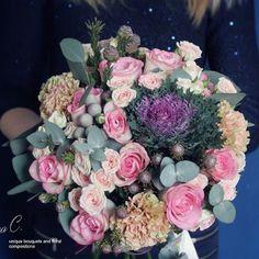И с другого ракурса ☺️✌️ #flowers #insta #instaflowers #instagood #vsco #vscorussia #vscocam #vscoflowers #sweet #roses #uniquebouquet #chelly #chelyabinsk #che #love #74 #girl #букетневестычелябинск #челябинск #букетчелябинск #цветы74 #family #viktoriyac #зима2016 #букетневесты  #follow4follow #followme #невеста #цветычелябинск