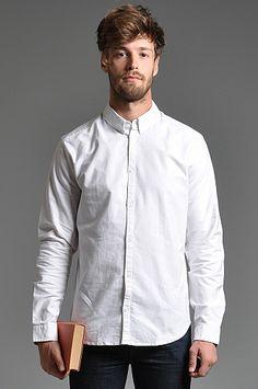 Suit Jett Shirt White