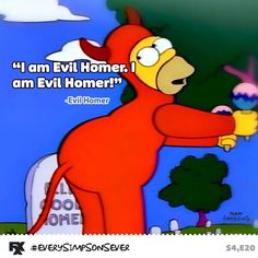 Evil Homer