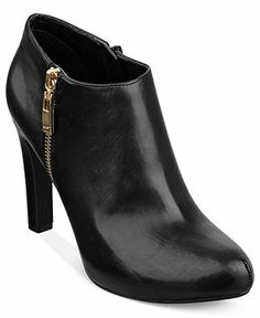 Marc Fisher September Shooties - Boots - Shoes - Macy's
