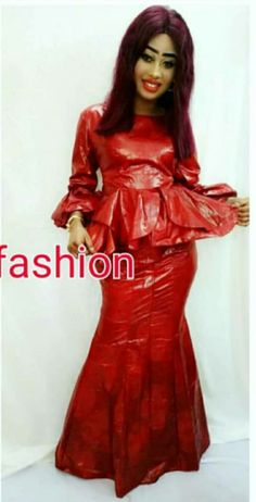 African Wear, African Fashion, Ankara Styles, Vip, Peplum Dress, Models, Formal Dresses, How To Wear, Stuff To Buy