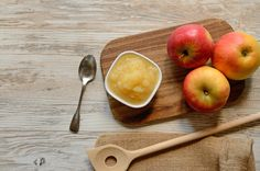 Homemade Applesauce and Apple Butter Recipes