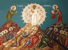 Δεσποτική εορτή, από τις μεγαλύτερες της Χριστιανοσύνης. Γιορτάζεται στις 6 Αυγούστου, ημέρα των εγκαινίων του ομώνυμου ναού που ίδρυσε στο Θαβώρ η Αγία Ελένη...