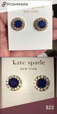 Kate spade earrings Kate spade NY earrings. kate spade Jewelry Earrings