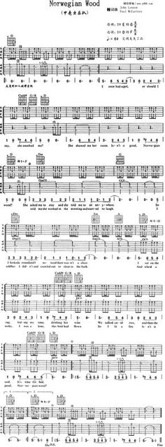 Here Without You fingerstyle guitar tab (free) - pdf guitar sheet ...