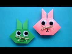 Origami: Dog Folding with Paper - Simple Dog Crafting with Kids - DIY Origami . Black Coffin Nails, Matte Black Nails, Diy Origami, Diy For Kids, Crafts For Kids, Crow Mask, Odd Molly, Dog Crafts, Spring Fashion Trends