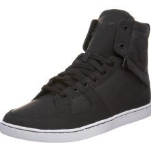 Creative Recreation Men's Solano Hi Top Sneaker,Black Ballistic, ...  Endless.com  $100.00