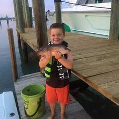 Treasure Coast Best Catch Photo Contest 2nd Place Winner! Photo by Lacey Johnson GAVIN AND HIS SNAPPER