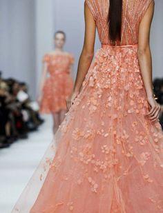 Details :: Elie Saab, Haute Couture Spring/Summer 2012.