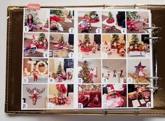 The Picinic Basket: December Daily® 2015 │ Days 21 to 25 and the end