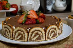 7gramas de ternura: Charlote de LImão e Chocolate
