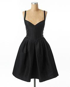 Little black dress -- Jessica Simpson