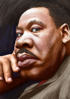 Martin Luther King, was a Baptist minister and a leader in the African-American Civil Rights Movement. He was assassinated in Memphis, Tenne...