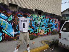 graffiti art nezahualcoyotl #weso