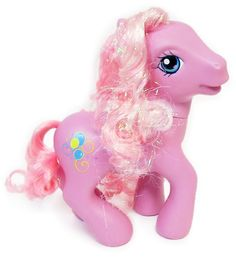 Pinkie Pie Styling My little pony generation 3 toy. Mlp g3