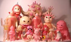 The army of pink destruction. Your doom shall be bubblegum hued.