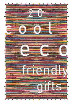 Eco friendly gifts add back meaning to a plastic splurge. Give something that shows you're also thinking about the impact on our world. Cool Gifts, Eco Friendly, Kids Rugs, Plastic, Key, Cool Stuff, Nature, Blog, Cool Things