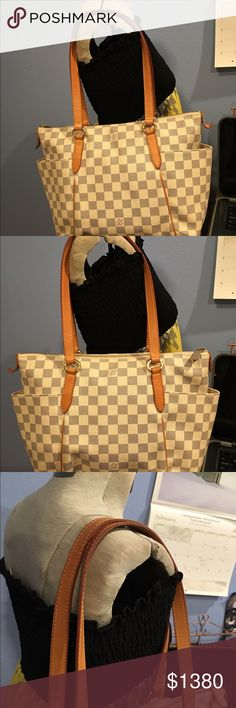 Authentic Louis Vuitton I gifted this to my daughter , she used a couple times and returned to me to sell because she bought a new one. In perfect condition. Comes with receipt and dust bag Louis Vuitton Bags Shoulder Bags