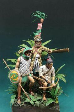 Art Central, Ancient Aztecs, Aztec Culture, Renaissance, Aztec Warrior, Age Of Empires, Aztec Art, Chicano Art, Inca