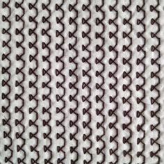 ➰➰➰#刺し子#sashiko#花ふきん#sashikostitching#stitching#handstitched#sashikonamiオリジナル模様