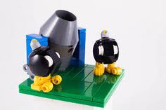 Bildresultat för lego super mario bomb                                                                                                                                                     More