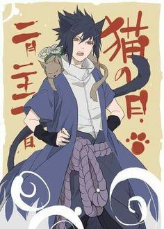 Sasuke neko