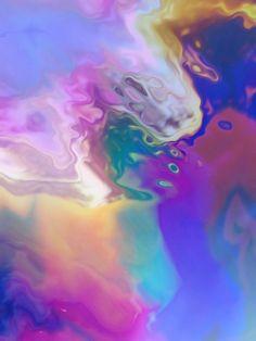 Systema Saturnium: Photo Bunt, Color Patterns, Textures Patterns, Hintergrund Design, Soap Bubbles, Glitch Art, Rainbow Colors, Color Inspiration, Holographic Print