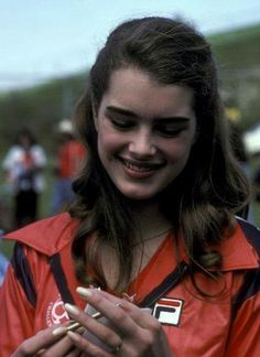 Pretty baby young brooke shields