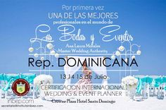 Agenda Academica Internacional Instituto Wedding & Event Planner www.inibep.com