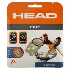 FXP 16 (single package) by HEAD. $11.00. Benefits: - FiberGEL filament for maximum ball pocket, great power and superior control - Polyester filaments for added durability, control and crisp feel - FXP strings offer Power. In Control.